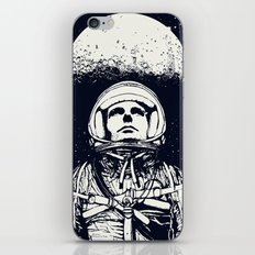 Looking for Space iPhone & iPod Skin