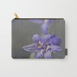 Woodland Bluebell Carry-All Pouch