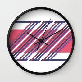 Re-Cadré Wall Clock