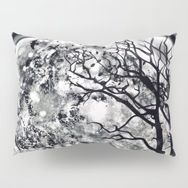 I'M BEING FOLLOWED BY A MOONSHADOW Pillow Sham