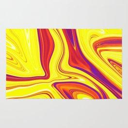 Abstract Fluid 9 Rug