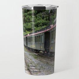 White Pass and Yukon Railroad Travel Mug