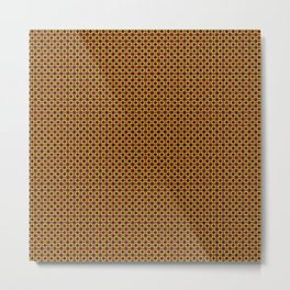 Pattern 'Mora' Metal Print