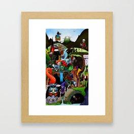 The Grand Journey Framed Art Print