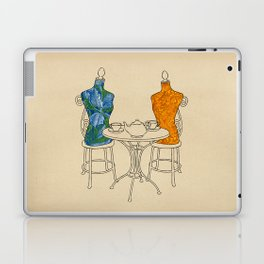High Tea Laptop & iPad Skin