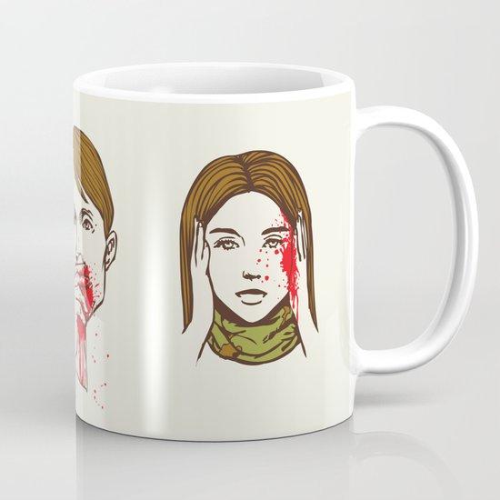 No Evil Hannibal Mug