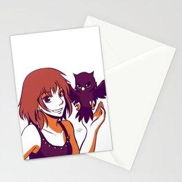 Owly / Fa Stationery Cards