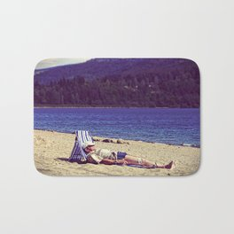 Holiday Bath Mat