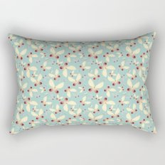 Sweet Butterflies Rectangular Pillow