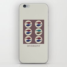 Divergent iPhone & iPod Skin