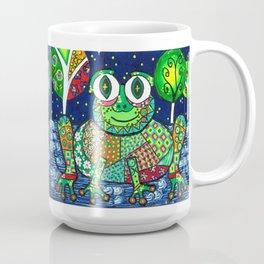 Funky Frog Take dos Coffee Mug