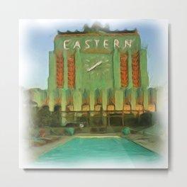Art Deco - The Eastern Metal Print