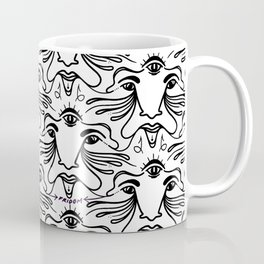 all eyes open Coffee Mug