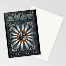 BELLICOSE Stationery Cards