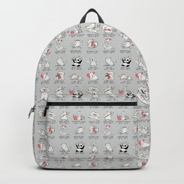 New Astrological Signs Backpack