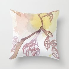 Watercolor Two Throw Pillow