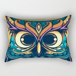 Nightwatcher Rectangular Pillow