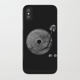 Old Time Rock 'N' Roll iPhone Case