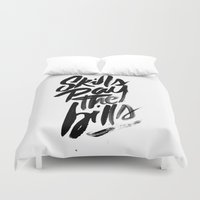 motivational Duvet Covers featuring Motivational by Motivational