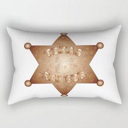 Texas Ranger Rectangular Pillow