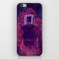 police iPhone & iPod Skins featuring Karma Police by victor calahan