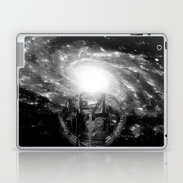Mr. Galaxy Laptop & iPad Skin