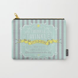 Twinkle Little Star Carry-All Pouch