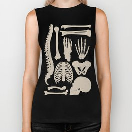Osteology Biker Tank