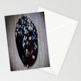 Oreo Stencil Stationery Cards