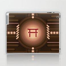 Torii no power Laptop & iPad Skin