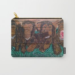 Scream if You Dare Carry-All Pouch