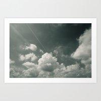 Sea of Cloud Art Print