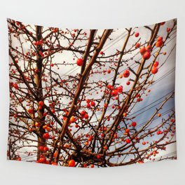 parallel and diagonal Wall Tapestry