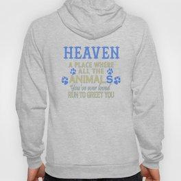 Heaven A Place Hoody