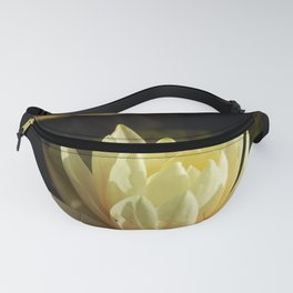 White water lilies 5 Fanny Pack