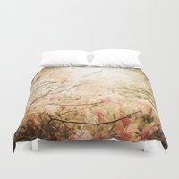 skyfall Duvet Covers featuring Skyfall by Jenndalyn