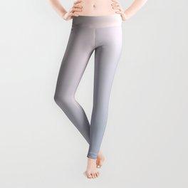 POWDER CANDY - Minimal Plain Soft Mood Color Blend Prints Leggings