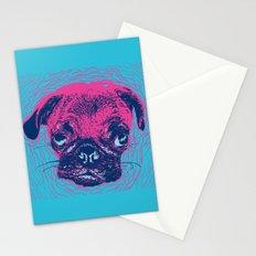 HypnoPug Stationery Cards
