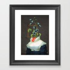 Another Portrait Disaster · G4 Framed Art Print