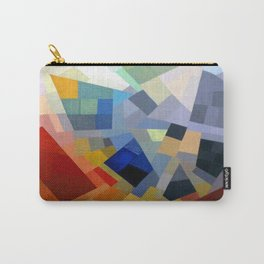 Otto Freundlich Composition Carry-All Pouch