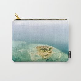 Green patch  Carry-All Pouch