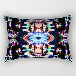 UV GODDESS MANDALA  Rectangular Pillow