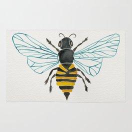 Honey Bee Rug