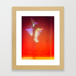 Love Portal Framed Art Print