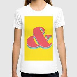 retro & T-shirt