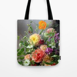 Flower Design 11 Tote Bag
