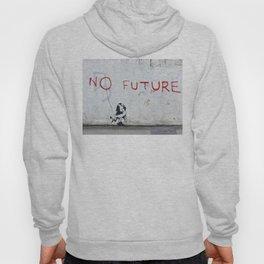 Banksy, No Future Hoody