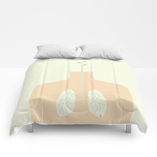 INHALE Comforters
