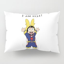 Small Might Pillow Sham