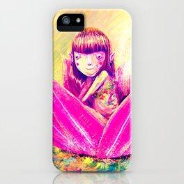 Haloto iPhone Case